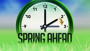 Spring Ahead Saturday, March 7th @ 2pm!!